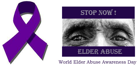 15 June 2016 is World Elder Abuse Awareness Day [1]
